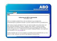 ABO Homepage